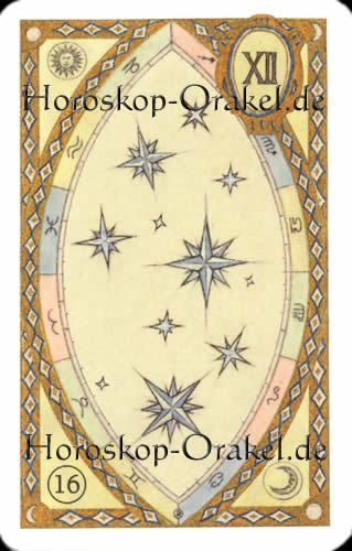 sch tze horoskop astrologie deutung die sterne der lenormand wahrsagekarten beim singlehoroskop. Black Bedroom Furniture Sets. Home Design Ideas